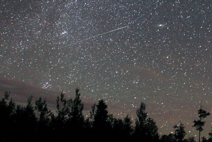 Kick Back, Look Up, We're In For a GREAT Perseid Meteor Shower AUGUST 2015
