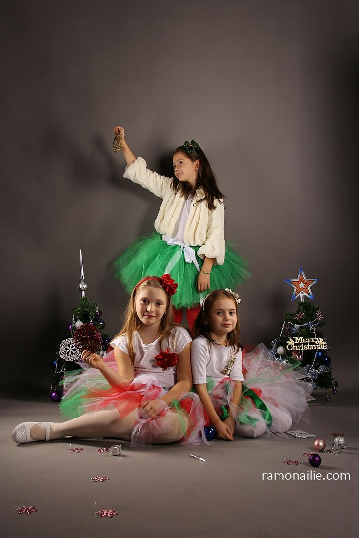 Photo Session for Christmas - Sofi, Angi & Andreea ♥