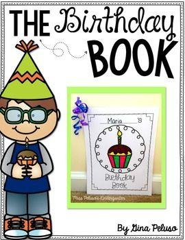 The Birthday Book FREEBIE