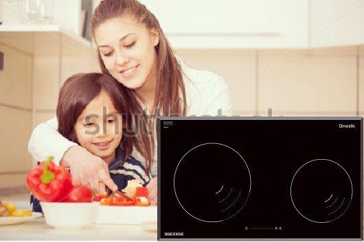 Vì sao nên sử dụng bếp từ?:
