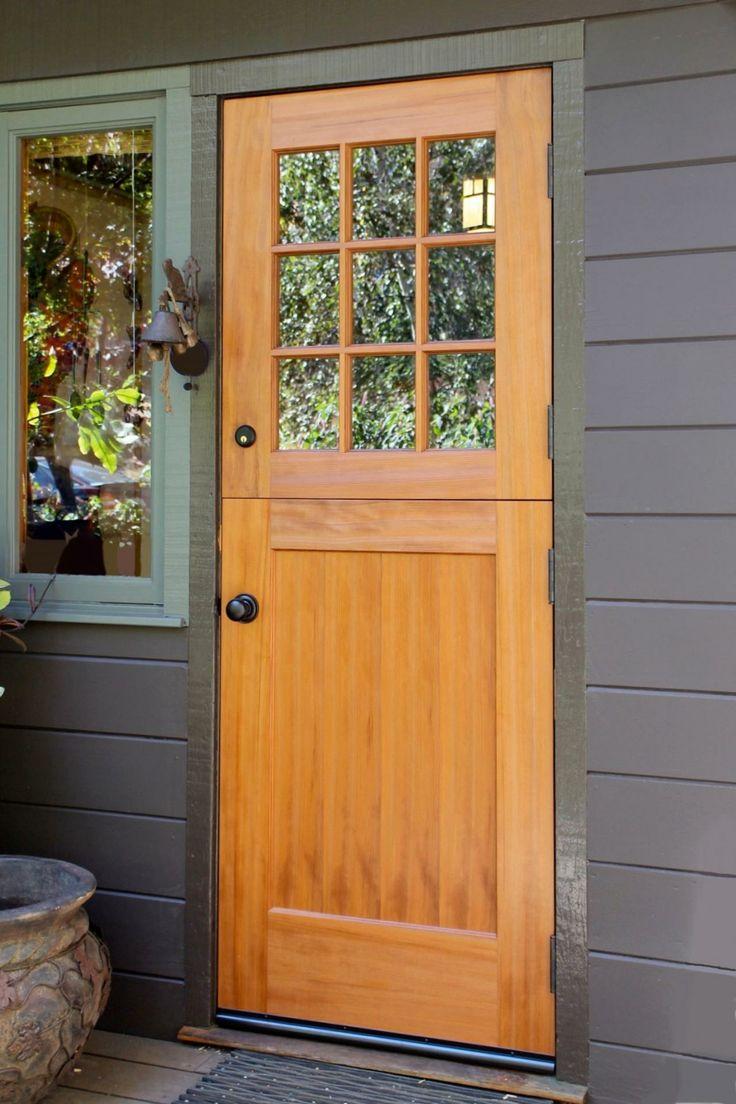 17 Best Images About Doors On Pinterest Craftsman Door
