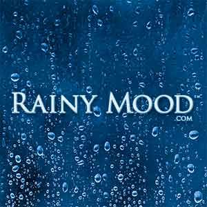 This website plays a constant stream of rain and thunder sounds. Very soothing. Seriously, try it out. It's saved me many times throughout tough days.