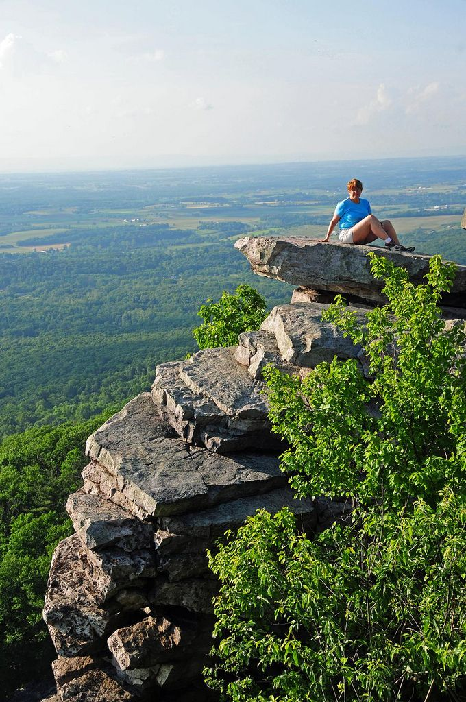 2. Appalachian Trail  These 12 Hiking Spots In Maryland Are Completely Out Of This World by Jamie Alvarenga