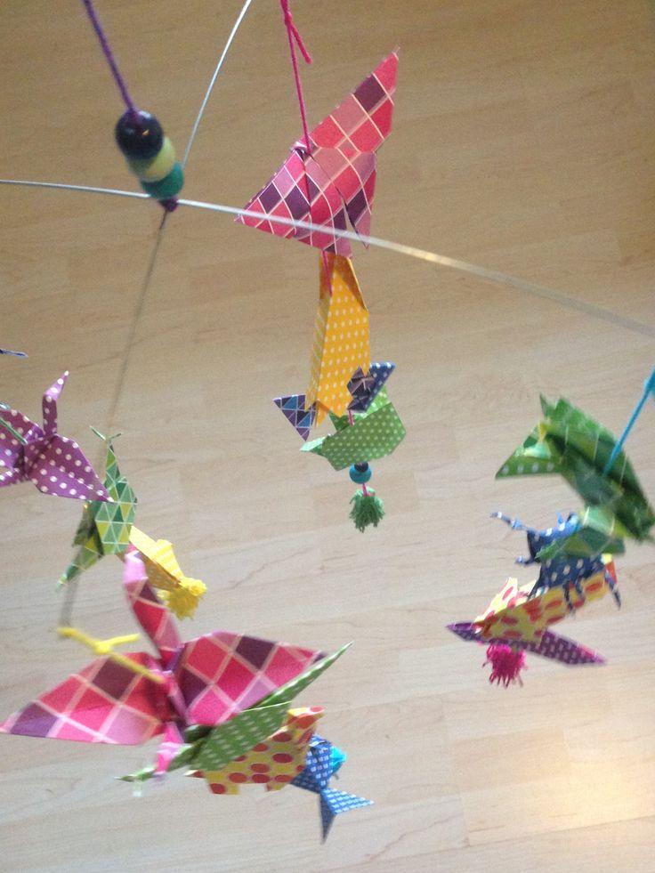 Origami-uro.