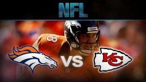 Kansas City Chiefs vs Denver Broncos NFL Live Game