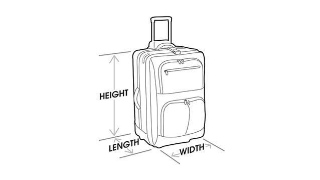 Carry-On & Check-in Luggage Guidelines - TravelSmith: TravelCenter TravelSmith: TravelCenter