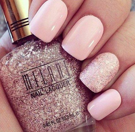 25 beautiful short pink nails ideas on pinterest short nail 50 cute pink nail art designs for beginners 2015 prinsesfo Gallery