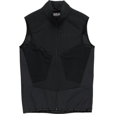 You don't want anything holding you back during your trail run, but when you're gaining elevation with every step, unpredictable mountain weather becomes a factor you need to consider. Luckily, Black Yak has your back with the Men's SIBU Light Windbreaker Vest. This lightweight and stretchy vest keeps frigid alpine breezes from stealing all your core warmth or inhibiting your movements.