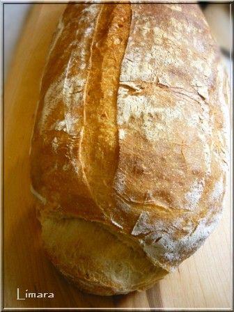 Limara péksége: Burgonyás kenyér kelesztőkosárban