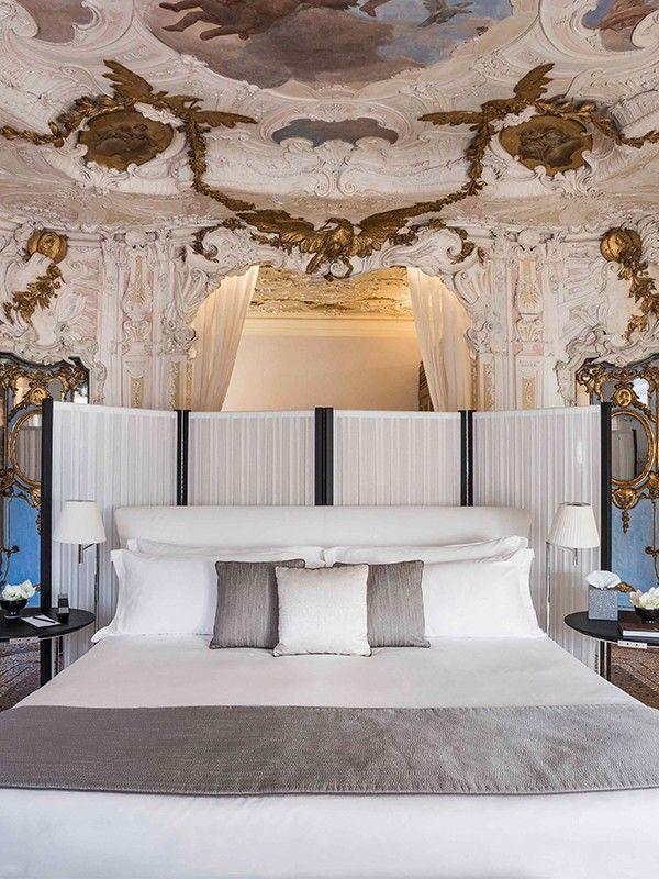 Alcova Tiepolo Suite- Aman - Venice