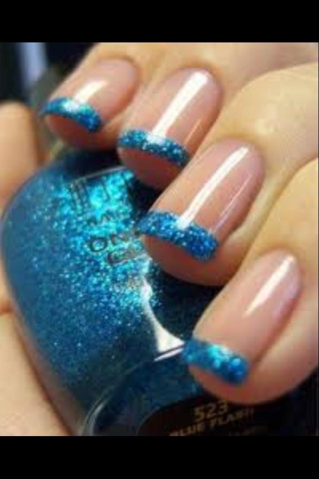Blue Acrylic Nail Designs Nail Designs Hair Styles