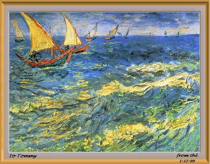CU194-thl-vanGogh. Винсент ван Гог . Описание картины, скачать репродукцию.