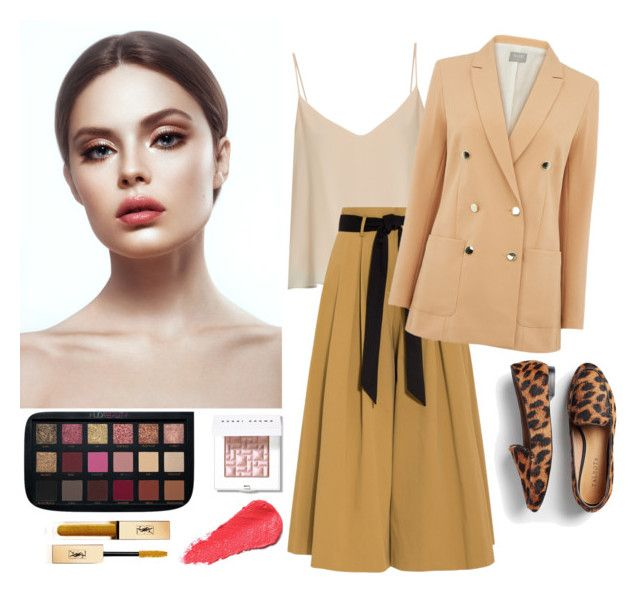 """""""18.01.13"""" by chicwomens on Polyvore featuring Raey, Temperley London, Talbots, Bobbi Brown Cosmetics and Yves Saint Laurent"""