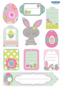 easter name tags template - 414 best images about printables on pinterest christmas