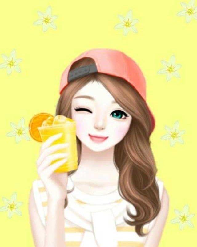 Image May Contain 1 Person Cute Kawaii Girl Anime Art Girl Cute Girl Wallpaper