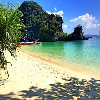 #kohhong #thailand #island #holiday #paradise #beach #palm #lagoon #dream #beautiful #awesome #amazing #love #instagood #bestoftheday