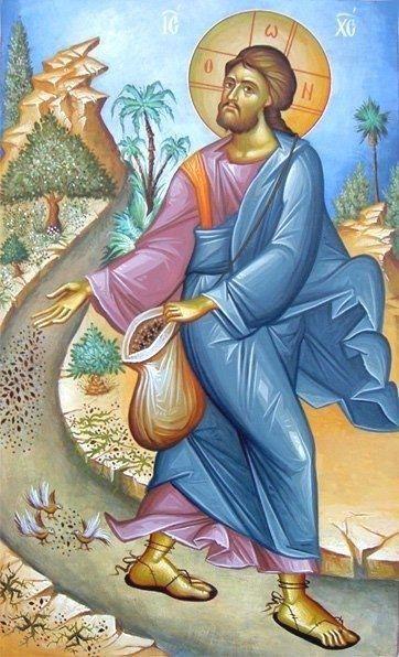 """""""Să postim de patimile mâniei, să ne desfătăm cu dragoste nemincinoasă, să hrănim pe cei săraci cu pâine, hrănindu-ne pe noi cu dumnezeiescul har, și cu lacrimile să stingem lacrimile hotărârii ce va să fie"""" (Din Slujba zilei de Luni în a doua săptămână a Sfântului și Marelui Post)."""