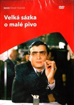 Film Velká sázka o malé pivo na DVD z Edice České televize.