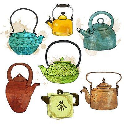 Teapots Tea Kettles