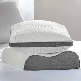 The 8 Best Pillows For Side Sleepers In 2020 Side Sleeper Pillow Best Pillow Side Sleeper