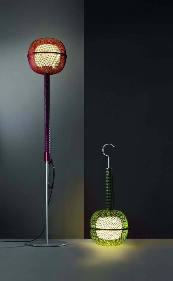 Noctiluque dual lamp by Philippe Nigro skin