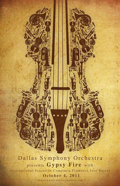 symphony posters