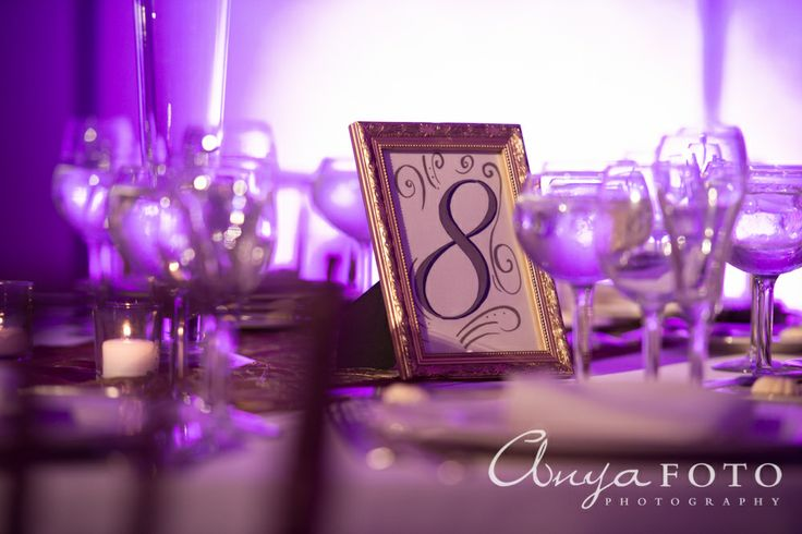 Reception Decor anyafoto, #wedding, reception decor ideas, reception decor designs, purple reception lighting