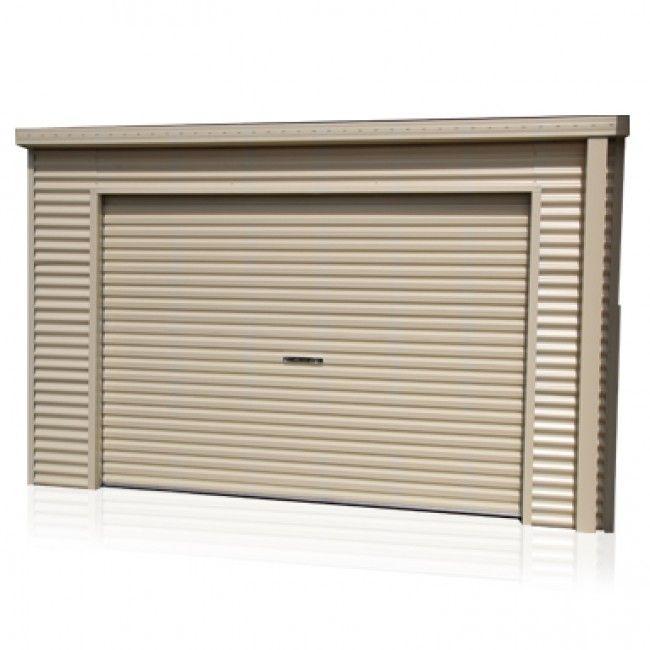 Smartlocker 1100 3 6m x 1 1m Portal Frame Zinc Roller Door Shed. 17 Best ideas about Roller Doors on Pinterest   Appliance garage