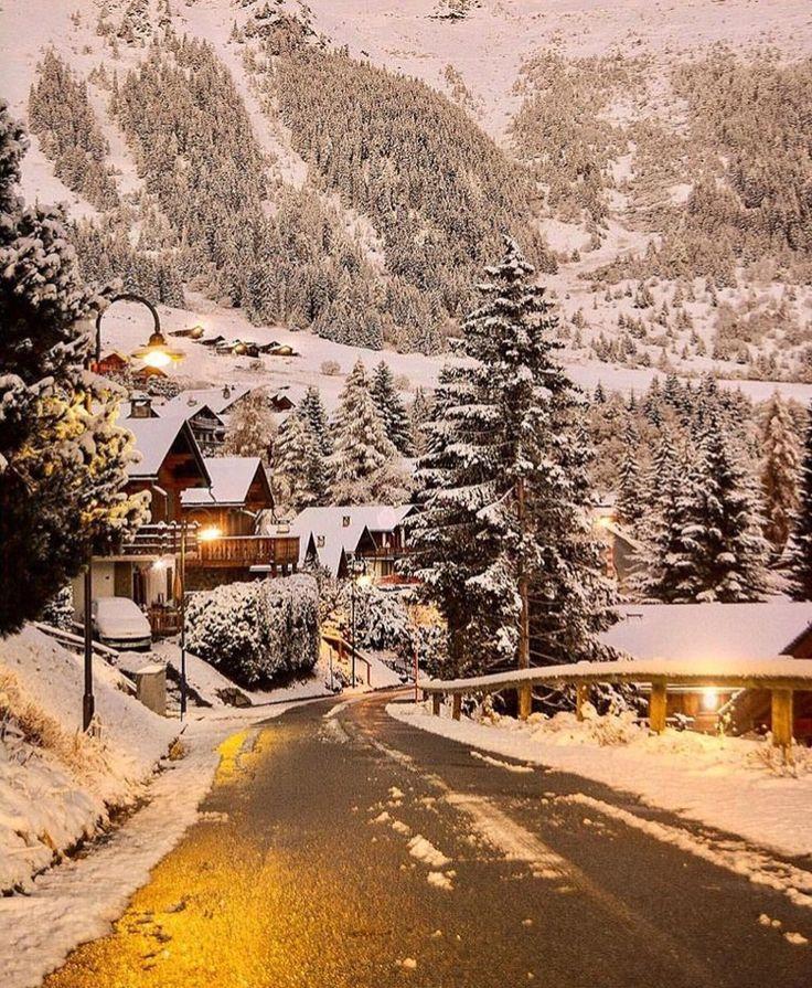 Switzerland....snowwwww