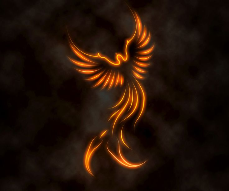 Phoenix - Nice pic, but how would it look on skin though I wonder ...