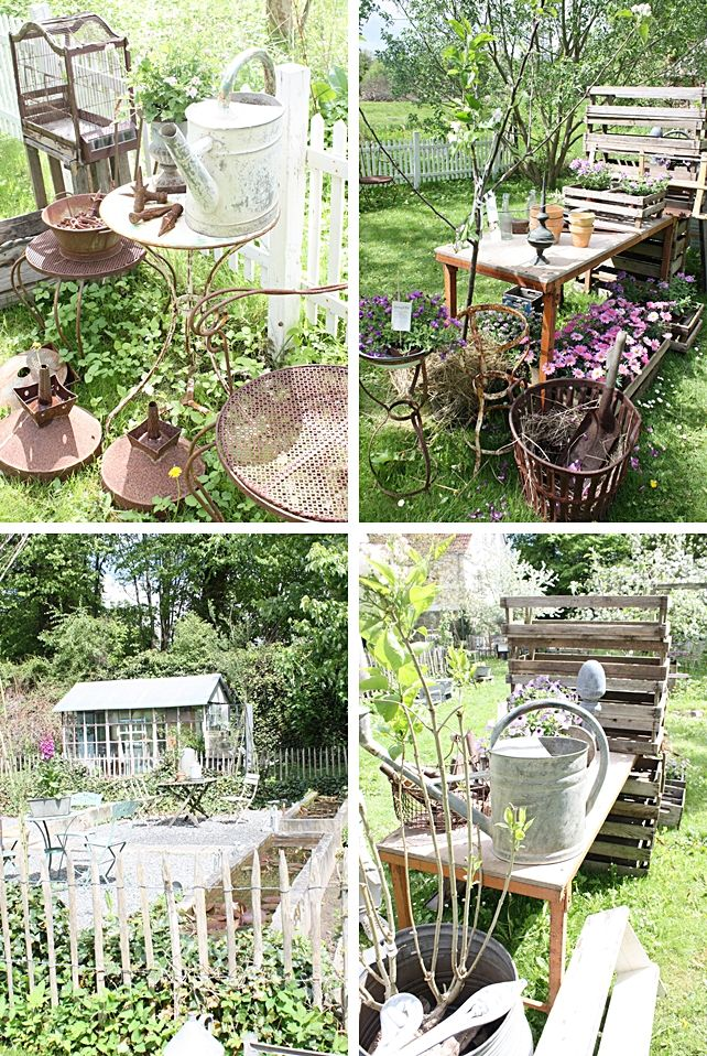 1376 best Tuin images on Pinterest Garden ideas, Outdoor spaces