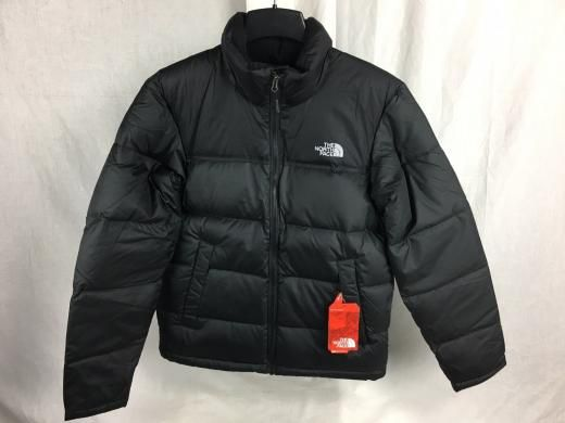 9af187c0d The North Face New Nuptse Down Jacket Black Mens Insulated 700 Fill ...