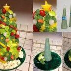 Veggie-arbre de Noël