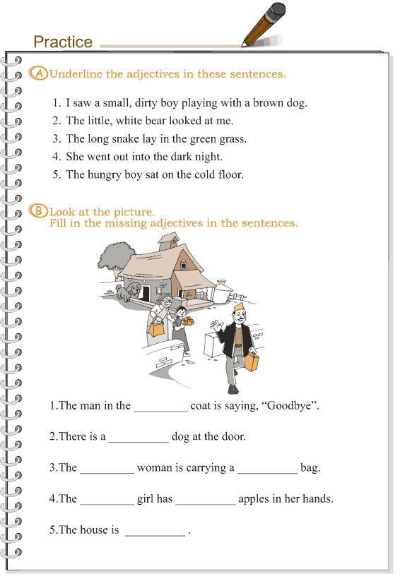 grade 3 grammar lesson 4 adjectives language ideas for grade 3s pinterest grammar lessons. Black Bedroom Furniture Sets. Home Design Ideas