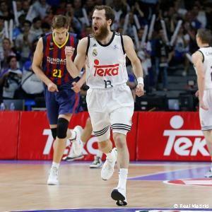 ".._Sergio Rodríguez ""el Chacgo"". Real Madrid Basketball Photos"