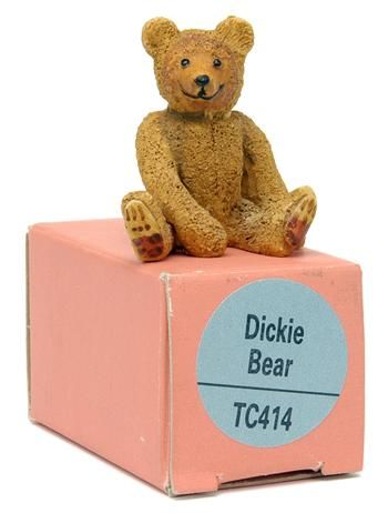 Colourbox by Peter Fagan Dickie Bear Boxed TC414