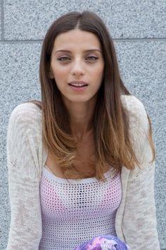 Angela Sarafyan played the role of Egyptian vampire Tia in The Twilight Saga: Breaking Dawn