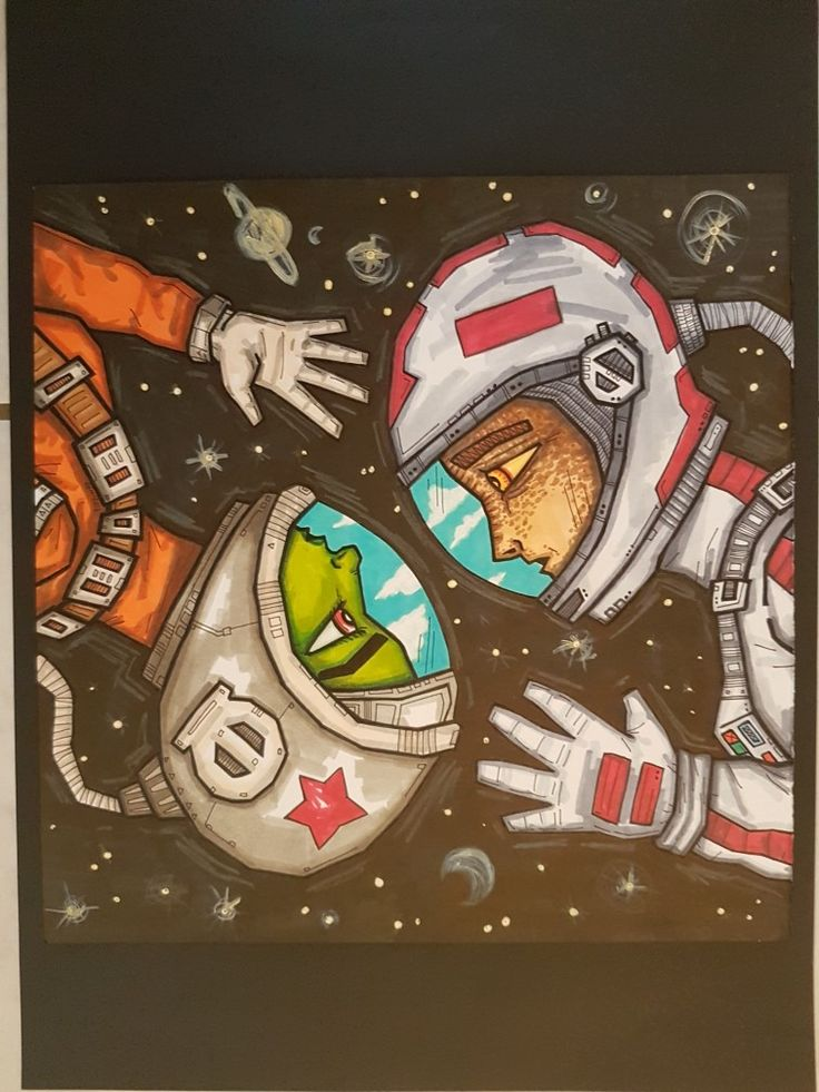 "Artwork illustration by Dan Murphy based on Peperine's first single release ""Hey darling""."