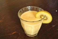 Mango, Perzik, kiwi Gold smoothie