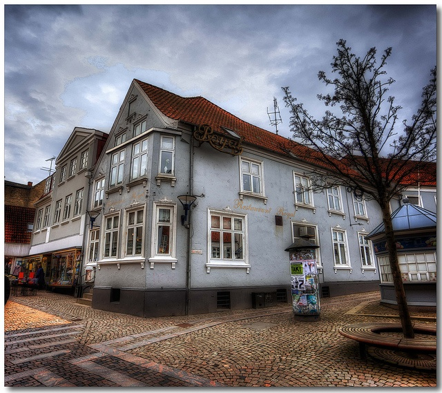 """Hotel Royal  """"Hotel Hotel Royal Aabenraa is located in Southern Denmark, and can offer you a well-located hotel."""" By Niels J. Buus Madsen ©"""