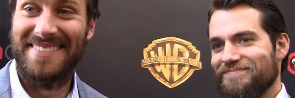 Armie Hammer and Henry Cavill Talk THE MAN FROM U.N.C.L.E., BATMAN V SUPERMAN, and More