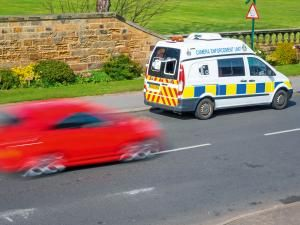 Police cancel one in 10 speeding tickets