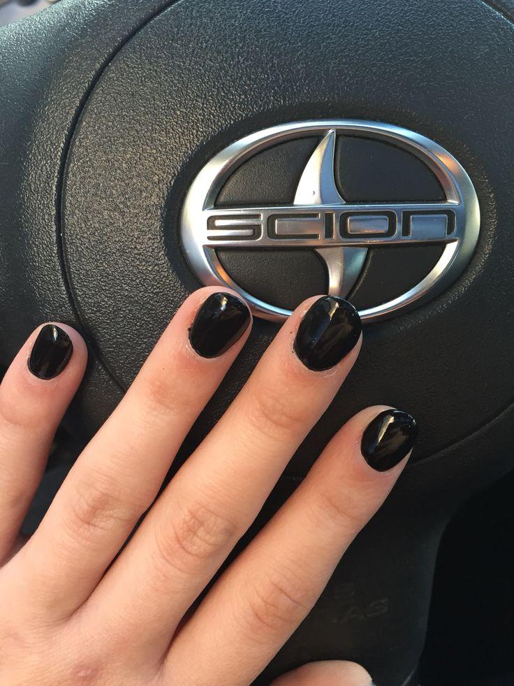 46152ba6901c640800061ff800700722 Jpg 750 1 000 Pixels: 1000+ Ideas About Black Acrylic Nails On Pinterest