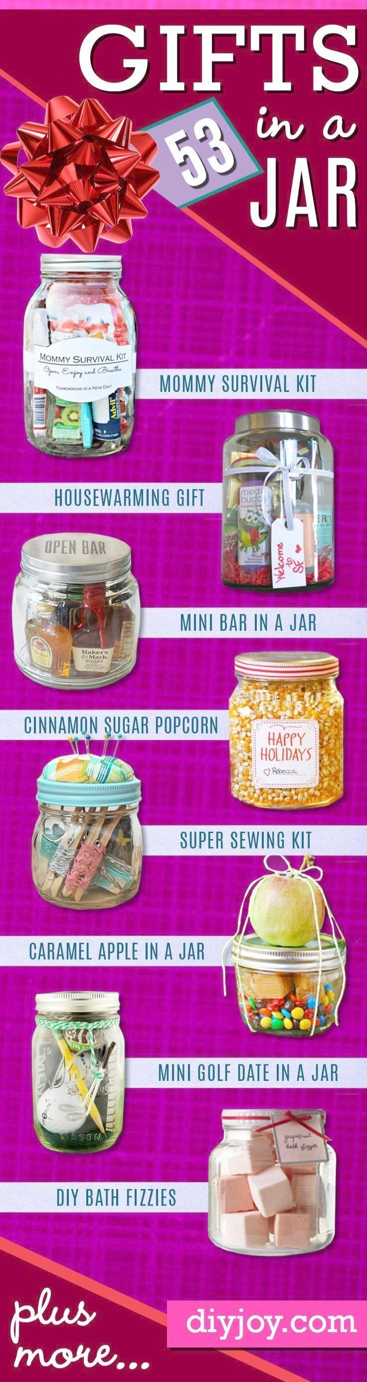 Best Homemade Diy Gifts In A Jar - Best Mason