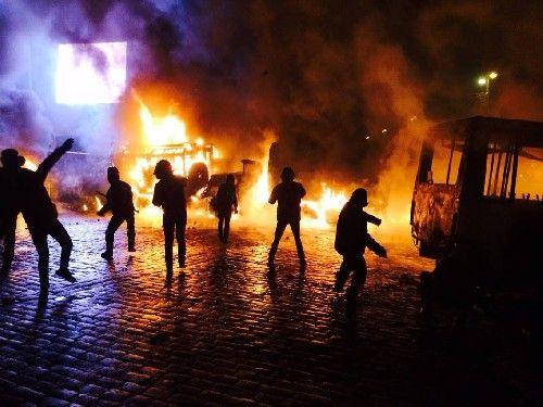 Ukraine Orange Revolution - Live Stream  (Video)
