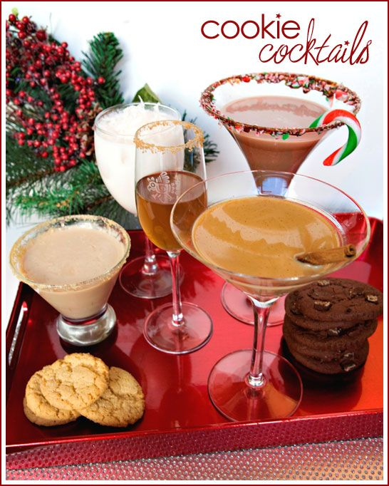 Cookie Cocktails