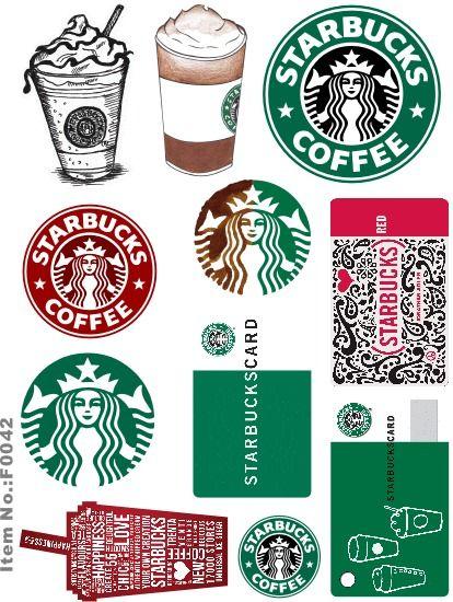 Starbucks Marca Logo Skate Snowboard equipaje Coche Bicicleta adhesivos de vinilo de f0042 in Artículos deportivos, Deportes al aire libre, Patinetas y longboarding | eBay