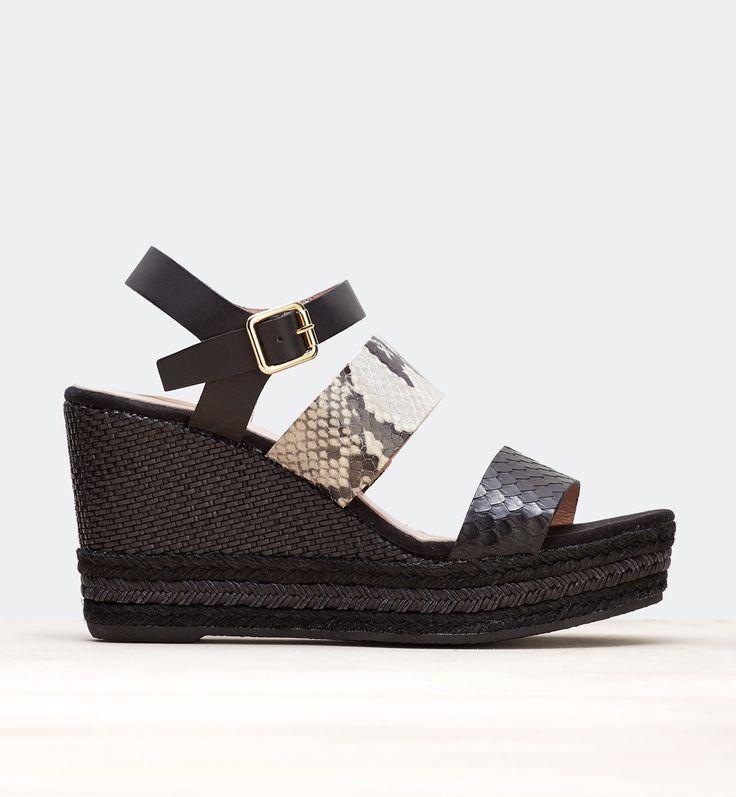 Precio de venta al por mayor Zapatos negros formales Polin Et Moi para mujer Venta Los mejores precios para la venta Venta de puntos de venta en línea VPYTAgtJKR