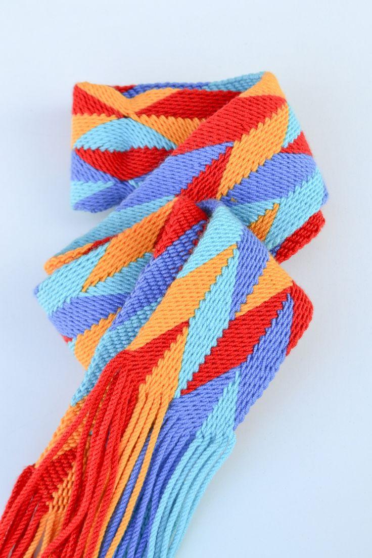 Raiza Swimwear Wayuu Belt, $53.