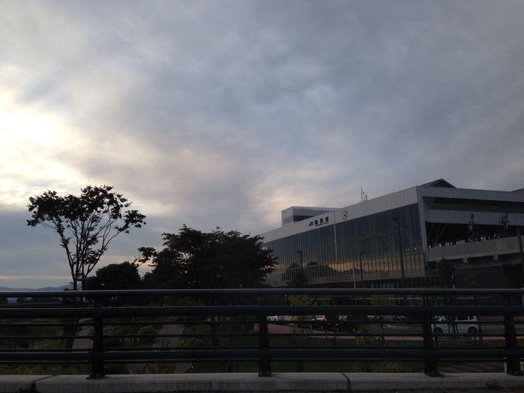 旭川駅は、今はどっちが正面になったんですかね?